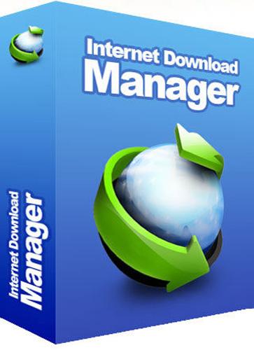 واجهة تحميل وتفعيل برنامج internet download manger
