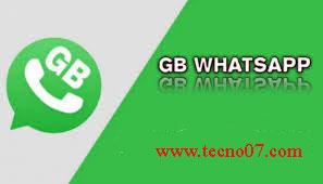 برنامج GBWhatsApp Pro بلون الاخضر