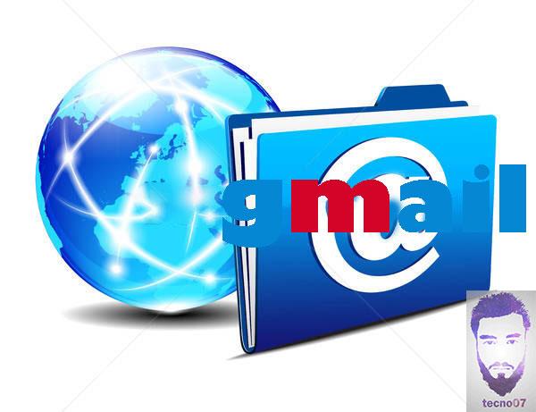 كرة ارضية زرقاء بجانبها ايميل