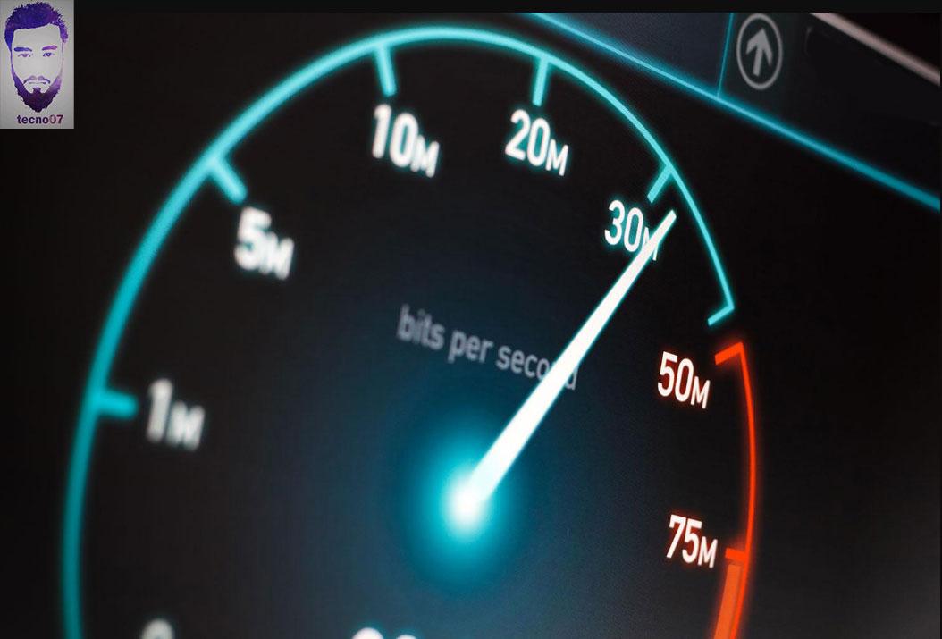 عداد سرعة انترنت في متصفح ايدج كروميوم