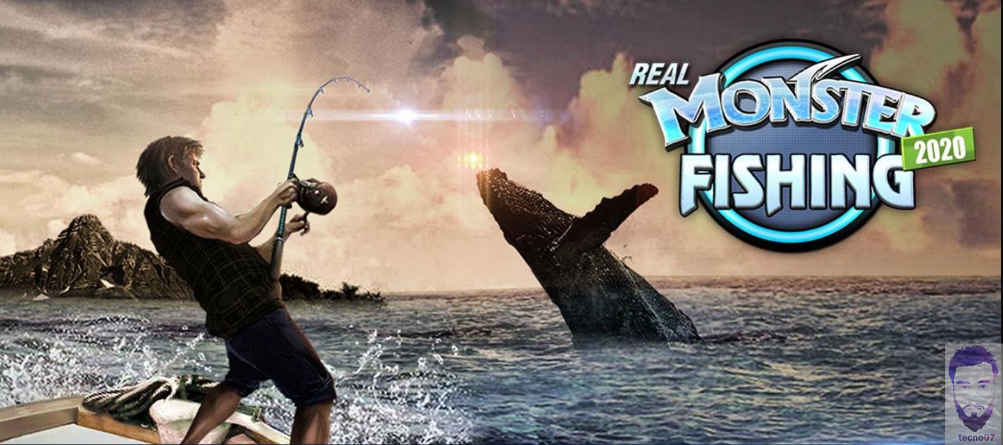 تحميل Monster Fishing صيد السمك للأندرويد