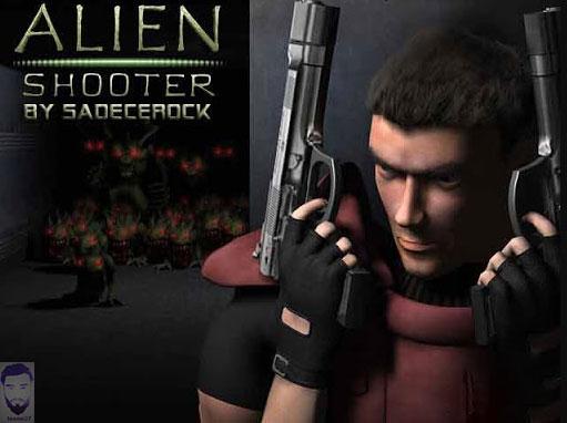 العاب اندرويد خفيفة Alien Shooter
