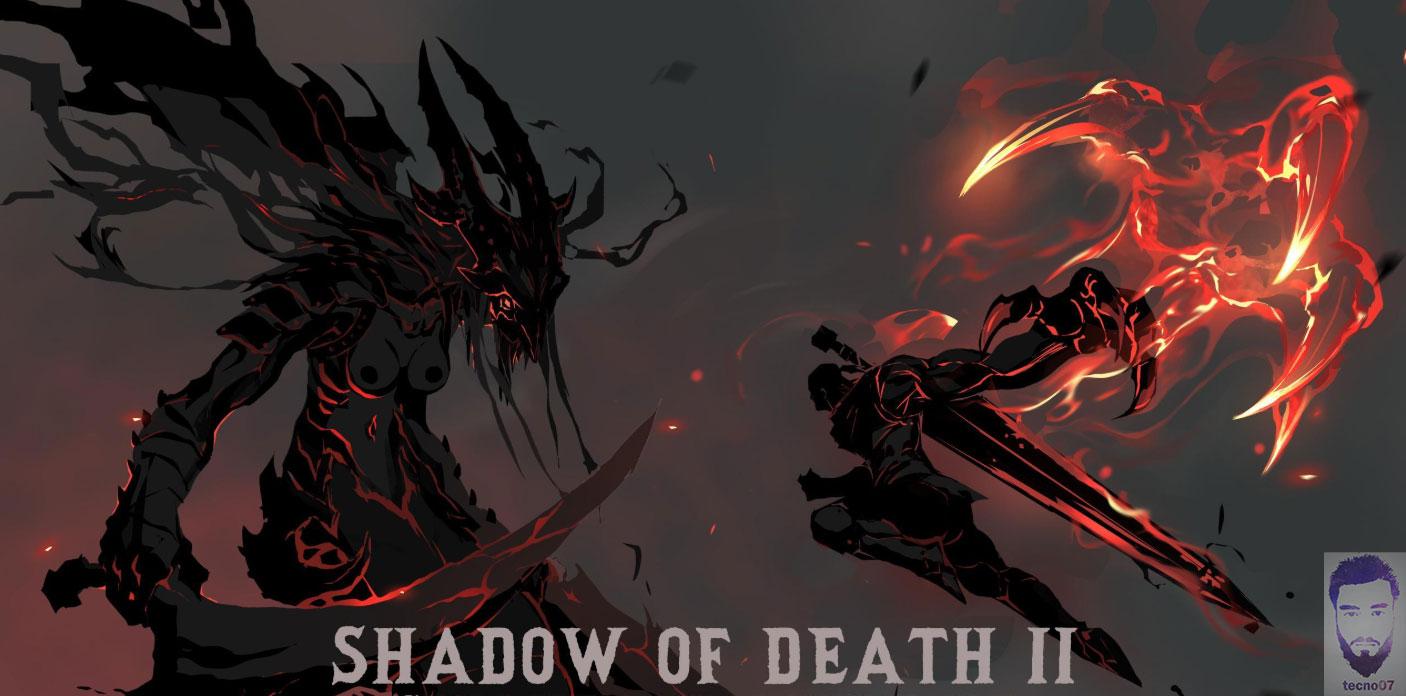 لعبة Shadow of Death 2 اقوى العاب الأندرويد بجرافيك عالي HD.