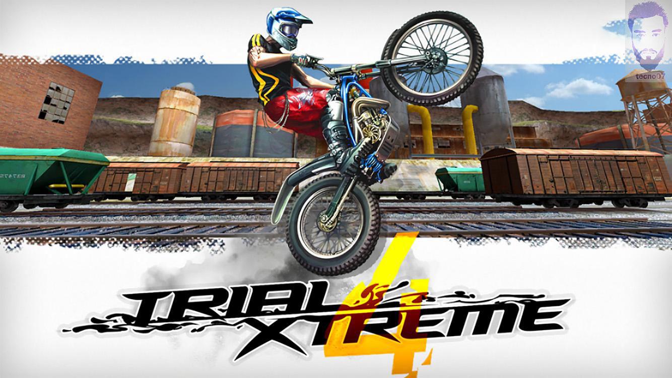 لعبة :Trial Xtreme 4 في اقوى العاب الأندرويد بجرافيك عالي HD.