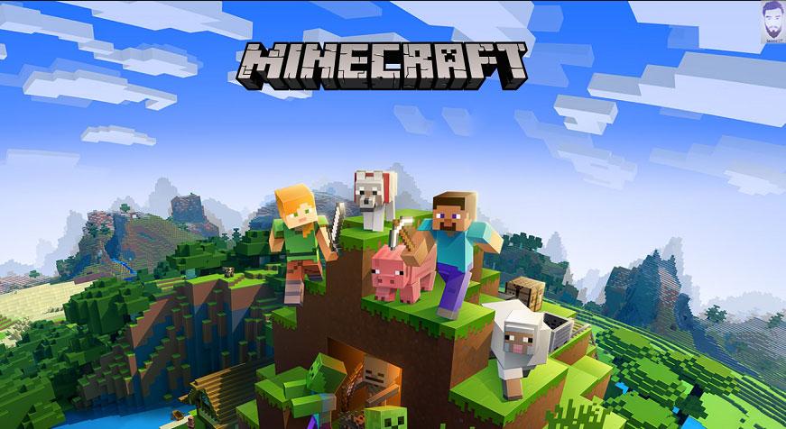 لعبة ماين كرافت minecraft