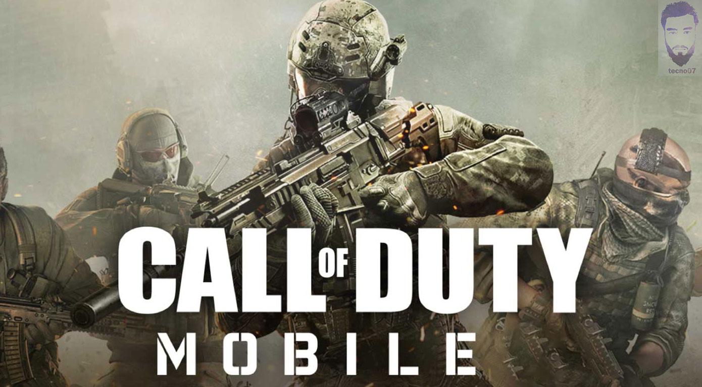لعبة : Call of Duty اقوى العاب الأندرويد بجرافيك عالي HD.