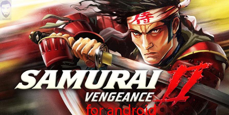 العاب اندرويد خفيفة SAMURAI II: VENGEANCE
