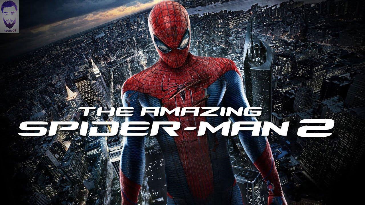 The Amazing Spider Man 2 في اقوى العاب الأندرويد بجرافيك عالي HD.
